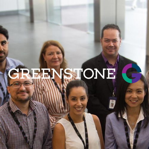 Greenstone Staff Photo & Logo