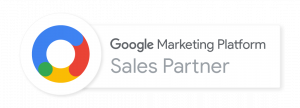 Panalysis google marketing platform sales partner logo